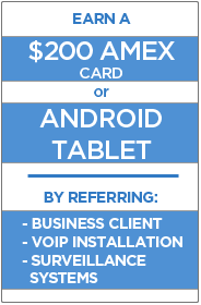 Referral Bonus: Get a 200 Dollar Gift Card or an Android Tablet
