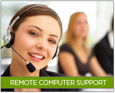 The Computer Cafe Remote Computer Support - call 888-413-2196